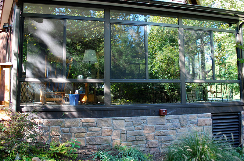 Patio Conversion Ozark Sunrooms Of Northwest Arkansas